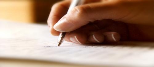 writing too