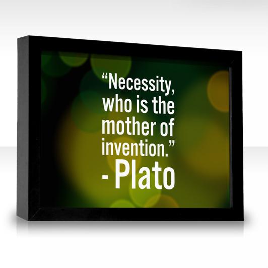 Plato's observation