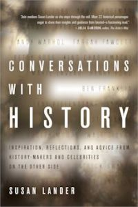 Book cover for Conversations with History