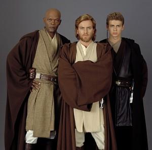 Jedi Cloaks