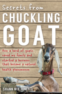Secrets from Chuckling Goat