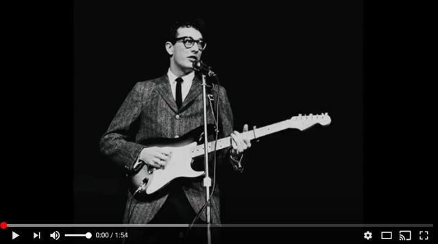 Buddy Holly Rave On