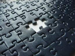 puzzle, missing piece