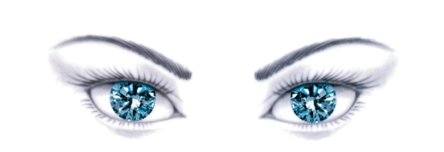 diamond-eyes