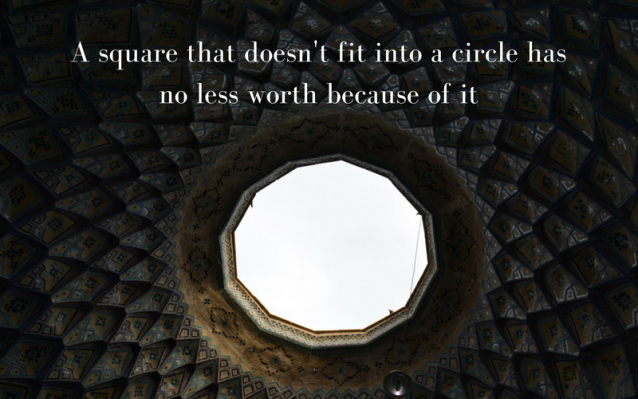 A-square-that-doesnt-fit-into-a-circle-has-no-less-worth-because-of-it