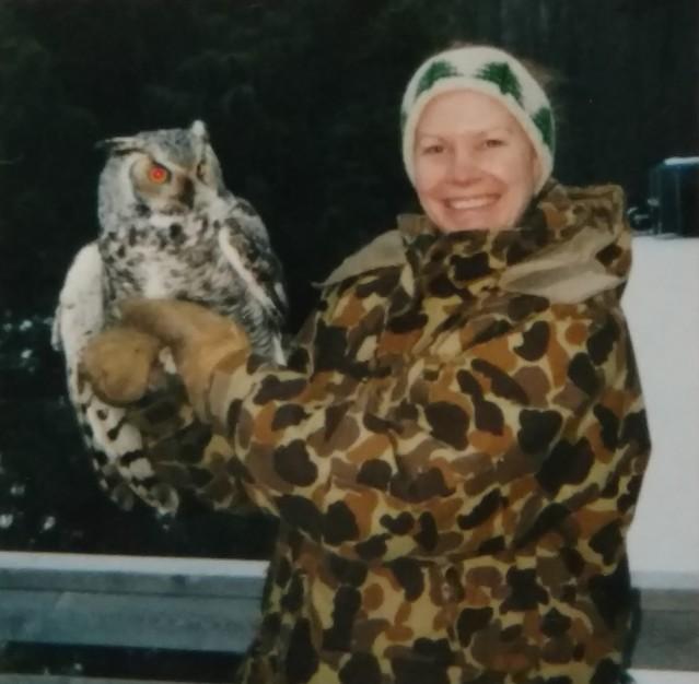 Owl and I