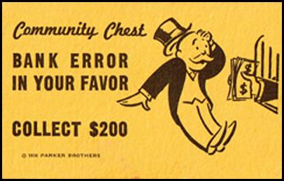 monopoly favor