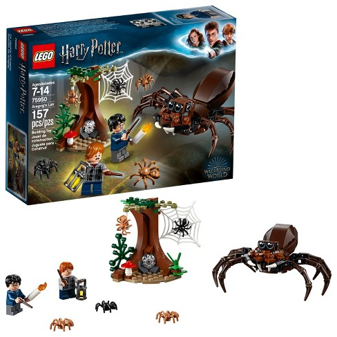 LEGO Harry Potter spider