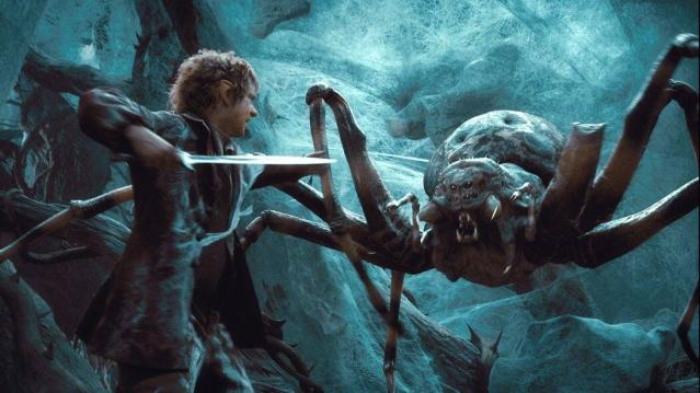 Lord of the RIngs Spider