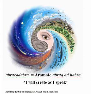 abracadabra spiral