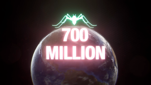 700 million mosquitoes